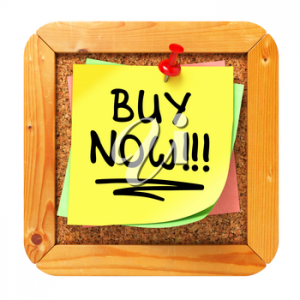 'Buy Now' Online Auctions